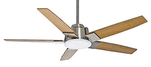 Casablanca Zudio Indoor Ceiling Fan with LED Light and Wall Control