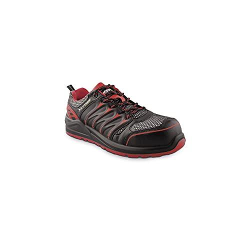 Zapato de Seguridad Ultraligero Xcross S1P Fibra de Vidrio