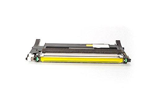 Reconstruido para Samsung CLX-3305 FN Toner Amarillo - CLP-360 / CLT-Y406S - para Aprox. 1000 paginas (5% Cobertura)