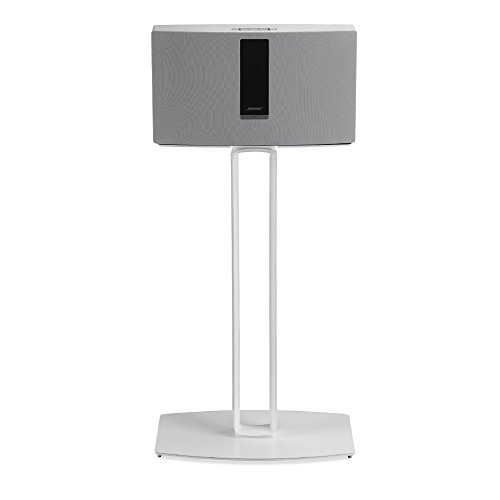 SoundXtra Floor Stand for Bose SoundTouch 30 - Single (White)