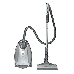Kenmore Elite 21814 Vacuum with Pet PowerMate for Seagrass Rugs