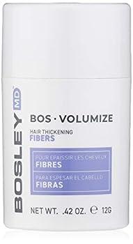 Bosley Professional Strength Hair Thickening Fibers Dark Brown 0.42 Ounce