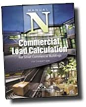ACCA Manual N Load Calcul Commercial 5TH FIFTH Edition