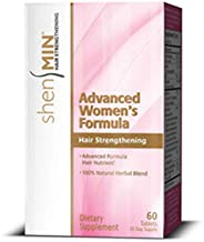 Shen Min Advanced Formula for Woman Tablets, 60 Count (Pack of 4)