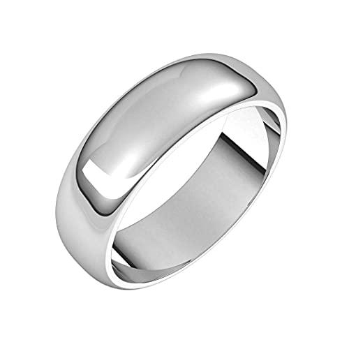 JewelryWeb Mujer Plat-950 platino