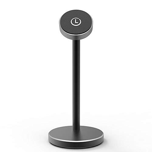 Un known Accesorios Electrónicos Rotación de 360 Grados de sobremesa for teléfono móvil con Soporte for Tableta (Color : Black)