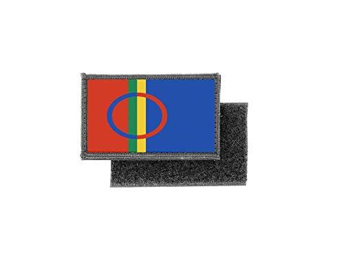 Vlag patch Gedrukte Badge Land sami saami sapmi Suomi Lapland