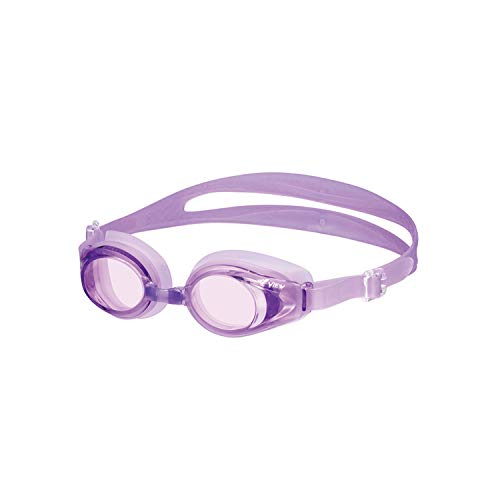 VIEW Swimming Goggles for Children V710J for Ages 4 - 9, purple