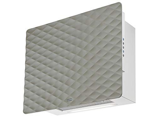 Franke IMPRESS 603 GY 610 m³/h De pared Gris, Metálico A - Campana (610 m³/h, Recirculación, A, A, B, 73 dB)