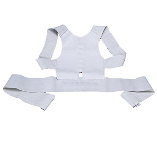 Healifty - Corrector de postura para hombros y espalda, para aliviar el dolor de espalda, espalda y cifosis
