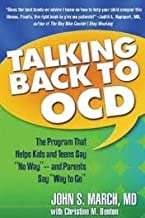 Talking Back to OCD 1st (first) edition Text Only