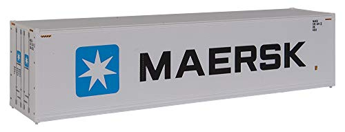 Walthers Escala H0 - Contenedor 40 Pies Maersk