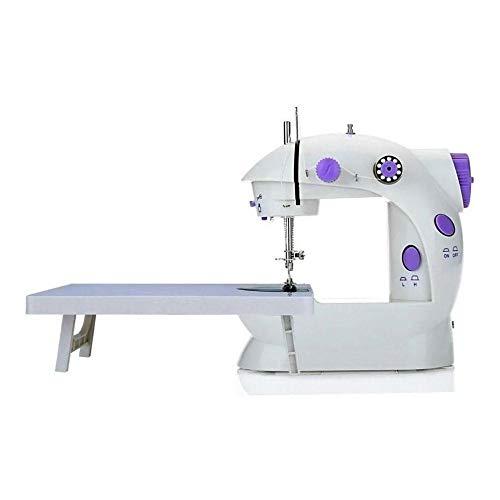 Mini Máquina de Costura Importway Portátil c/Mesa Bivolt - IWMC507M