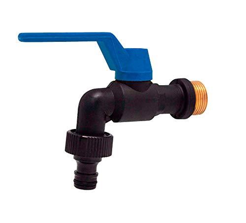 Aqua Control C6371 Grifo de Jardín Antiheladas de 1/2