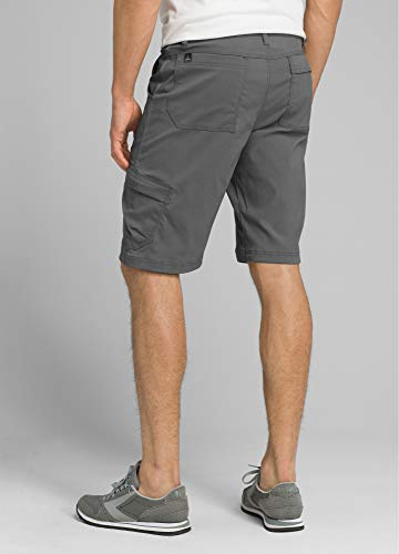 prAna – Men's Stretch Zion Lightweight, Water-Repellent Shorts for Hiking and Everyday Wear