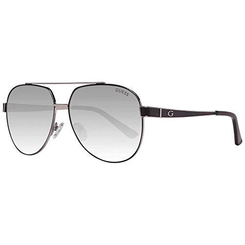 Guess Sunglasses Gu7460 05B 60 Gafas de sol, Negro (Schwarz), Mujer