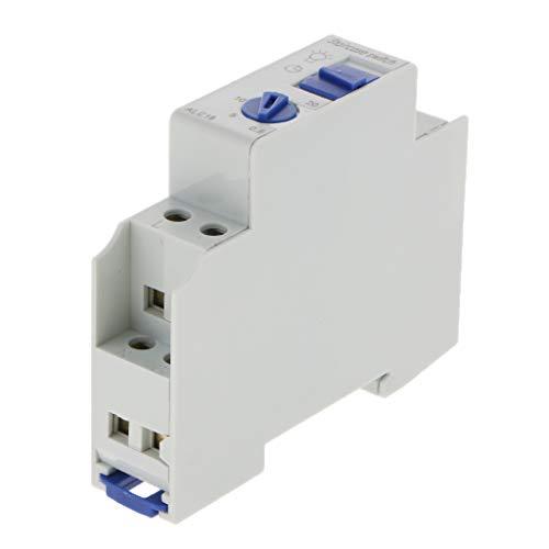 220-240V 16A Interruptor de Relé de Tiempo Temporizador para Escaleras a Tiempo Automático