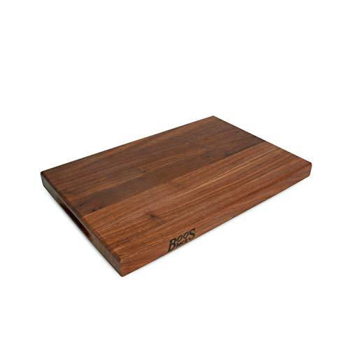 John Boos 18-by-12-inch Reversible madera de arce tabla de cortar