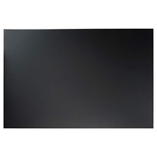 My- Stylo Collection Memoboard, Schwarz, Produktgröße: 60 cm lang, 40 cm breit, Material: Stahl, pulverbeschichtet