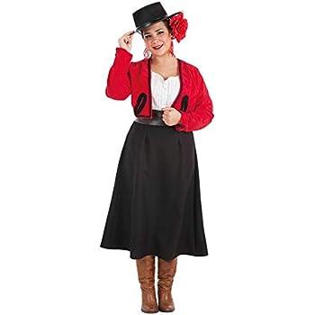 LLOPIS - Disfraz Adulto cordobesa: Amazon.es: Juguetes y juegos