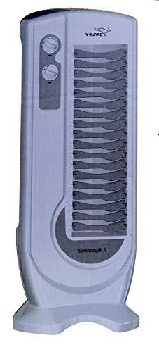 V-Guard Veemagik || 430mm Tower Fan (White)