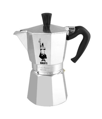 Bialetti 94760-02 Espressokocher Express mit 2 Tassen