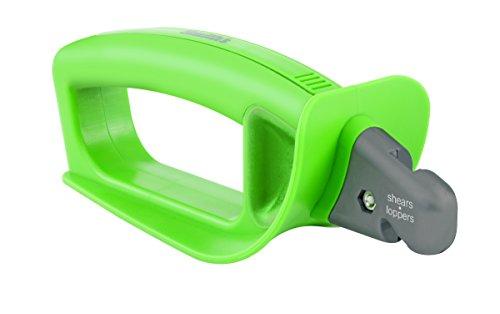 Smith's 50601 Pruning Tools (DTC) Shop Essentials Sharpener, Green
