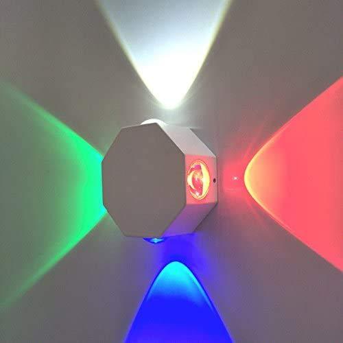 DONGYAN Moderne LED-Wandleuchte Dekorative Lampe Beleuchtung Lampe Wandgehäuse Dekoration Korridor Kreative Beleuchtung Lampe Wandleuchte Wandleuchte Hotelbar