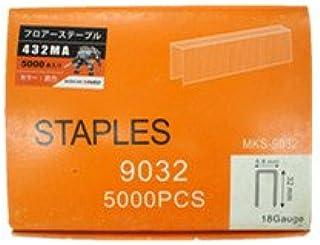 フロアー用ステープル 4mm幅 32mm 5000本入 932MA