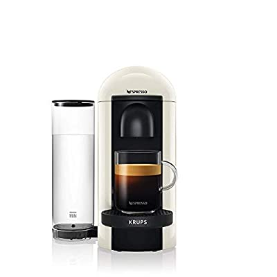 Nespresso, Pod Coffee Machine, Krups, XN903140, White