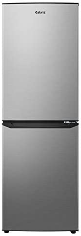 Galanz GLR74BS1E04 Bottom Freezer Refrigerator Stainless Steel Look product image
