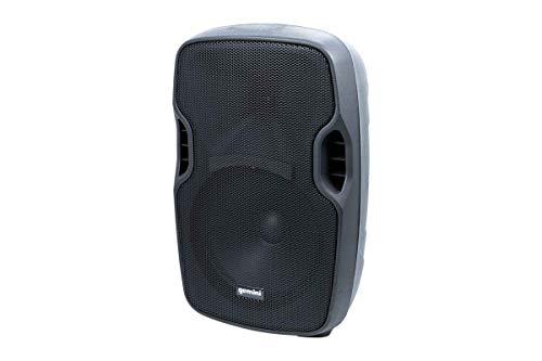 Gemini AS08P diffusore cassa amplificata 500w di picco per karaoke, feste, party...