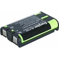 Energizer 3.6-Volt 800 mAh NiMH Battery for Panasonic 5.8GHz Cordless Phones (ER-P104) by Technuity [並行輸入品]