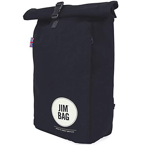 Jim Bag Travel Fitness Gym Roll Top Outdoor Waterproof Backpack Bag Fits Laptop Unisex Day...