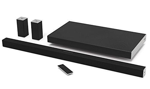 VIZIO SB4551-D5 Smartcast 45 inches 5.1 Slim Sound Bar System (Renewed)