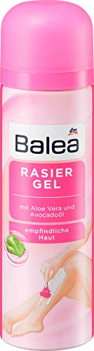 Balea Rasiergel Aloe Vera, 1 x 150 ml