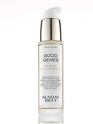 Sunday Riley Good Genes All-in-One Lactic Acid Treatment, 1.7 Fl Oz