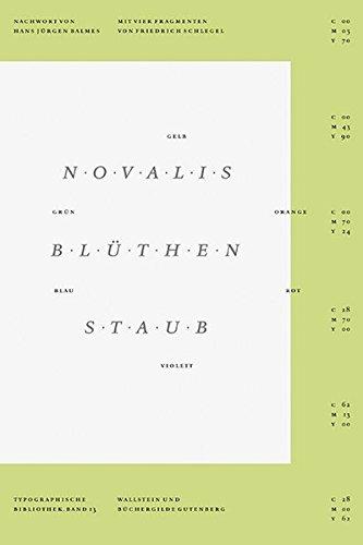 Blüthenstaub (Typographische Bibliothek)