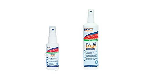 Hygiene-SprayDesinfektionsmittel (für Textilien und Oberflächen im Haushalt, Sprühflasche im praktischen Vorteilspack) 6 x 250 ml