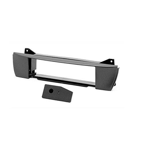 Carav 11-127-Autoradio Stereo con lettore DVD e attorniata Adattatore per cruscotto per autoradio di montaggio per Z4 (E85) 2003-2009-Mascherina per autoradio con 182 x 53 mm