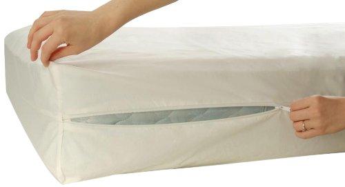 Allersoft Bettwanzen-, Staubmilben- & Allergiekontroll-Matratzenschutzumhüllung aus...