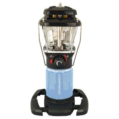 Campingaz CV Leuchte Stellia Gas, Campinglampe, bis 160 Watt, Laterne mit Tragetasche