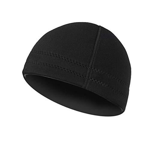 Kenyaw Sombrero de Snorkel Capucha de Buceo de Neopreno, Capucha de Neopreno Sombrero de Buceo Gorra de navegación para Surf Trajes de Neopreno para Buceo con esnórquel