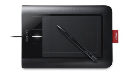 Wacom CTH460 Bamboo Pen & Touch Tablet (Factory Refurbished)