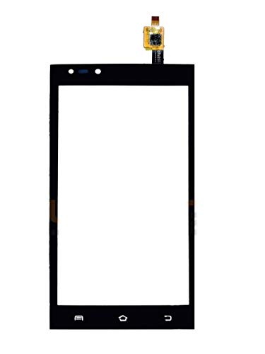 Touch Screen Digitizer for Micromax Q411 Black