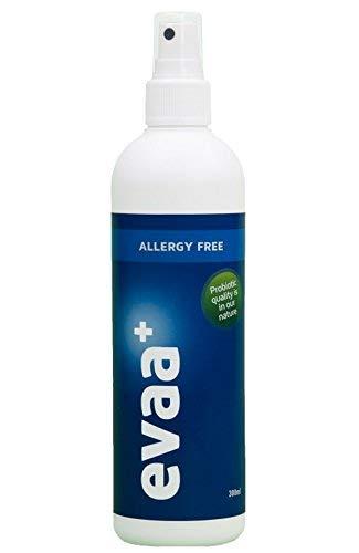 EVAA+ Anti Allergene 300ml | Anti Acari | Deodorante | Disinfettante Tessile con Probiotici | Bio, Vegan & Naturale