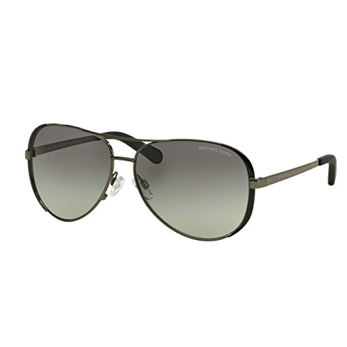 Michael Kors MK5004 Chelsea Sunglasses, Gunmetal