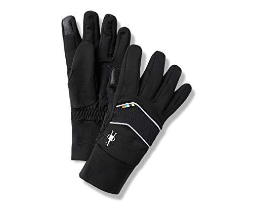 Smartwool Merino Sport Fleece Insulated Training Gloves Black LG