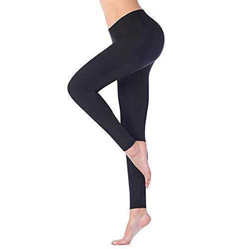 4-way stretch yoga-legging,Strakke yogabroek met hoge taille, onzichtbare slanke broek met stretchzak-black_XL_China,Yogabroek extra zachte legging met zakken voor dames