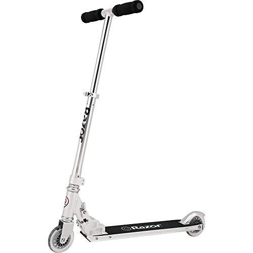 Razor A4 Kick Scooter - Clear